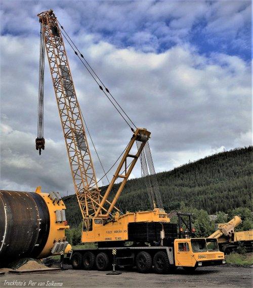 Demag TC 600 (bouwmachine), foto van pierius-van-solkema
