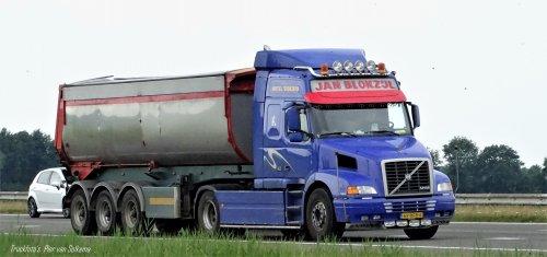 Volvo NH12 (vrachtwagen), foto van pierius-van-solkema