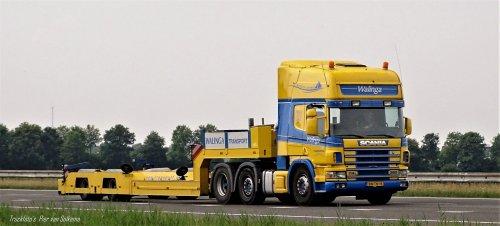 Scania 114 (vrachtwagen) van pierius-van-solkema
