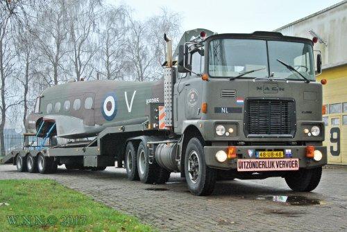 mack FM700 (vrachtwagen), foto van bernard-dijkhuizen
