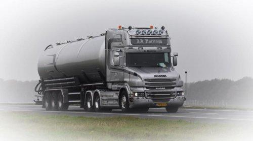 Scania T500 (vrachtwagen), foto van ankie-van-leersum
