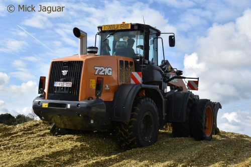Case 721 G (shovel), foto van Mick Jaguar