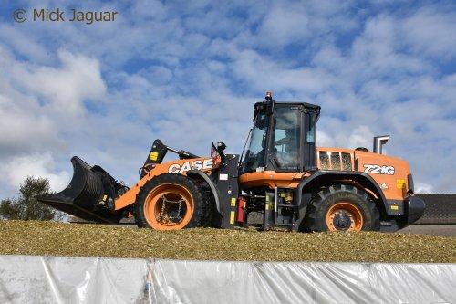 Case 721 G (shovel), foto van Mick Jaguar