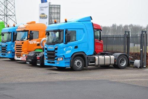 Scania G370 (vrachtwagen), foto van coen-ensing