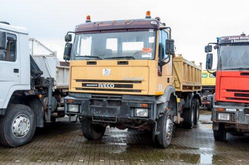 Iveco-Magirus EuroTrakker (vrachtwagen), foto van xrayjaco