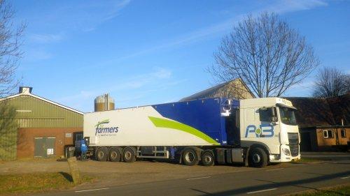 DAF XF Euro 6 (vrachtwagen), foto van tjitske-van-lievenoogen