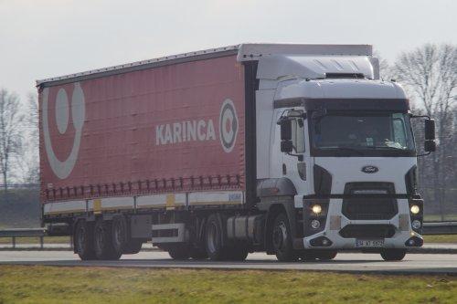 Ford Cargo Turkije (vrachtwagen), foto van E.J.Moes Fotografie