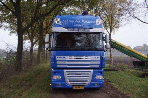 DAF XF105 (vrachtwagen), foto van jans-eising