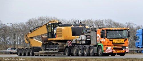 Scania P450 (vrachtwagen), foto van pierius-van-solkema