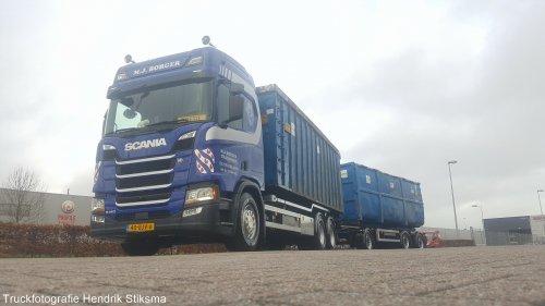 Scania S410 (vrachtwagen), foto van hendrik-stiksma