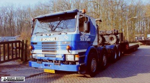 Scania 143 (vrachtwagen), foto van marco-havers
