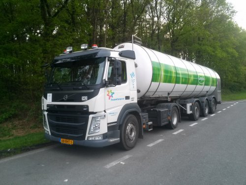 Volvo FM 4th gen (vrachtwagen), foto van jan-de-beer
