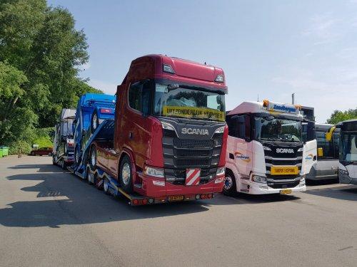 Scania S650 (vrachtwagen), foto van jorn-snijder