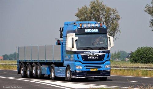 MAN TGX 2nd gen (vrachtwagen), foto van pierius-van-solkema