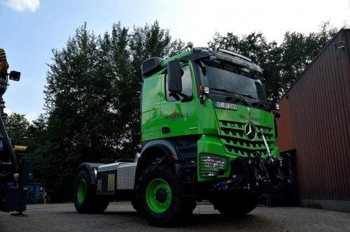 Heizotruck V2 (vrachtwagen), foto van SJB533