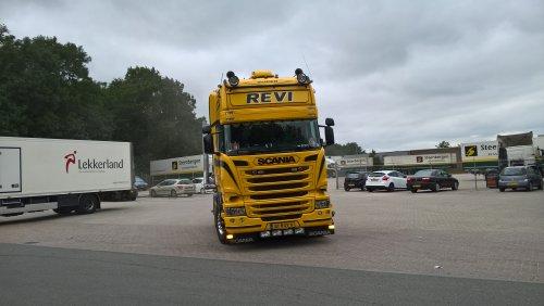 Scania R730 (vrachtwagen), foto van E.J.Moes Fotografie