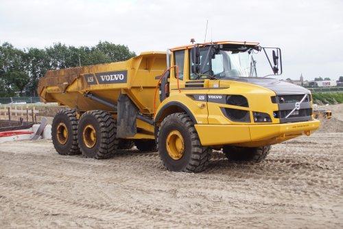 Volvo A25G (bouwmachine), foto van jans-eising