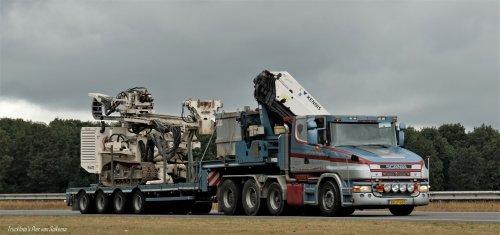 Scania T580 (vrachtwagen), foto van pierius-van-solkema