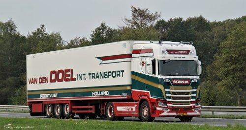 Scania S650 (vrachtwagen), foto van pierius-van-solkema