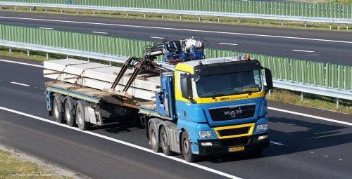 MAN TGX 1st gen (vrachtwagen), foto van pierius-van-solkema
