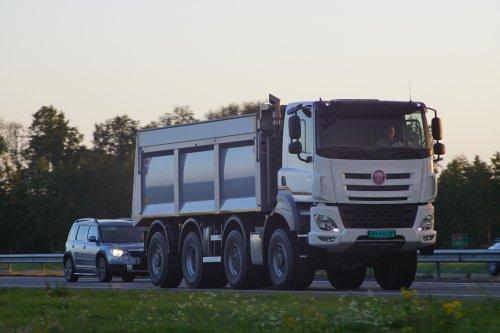 Tatra Phoenix (vrachtwagen), foto van E.J.Moes Fotografie