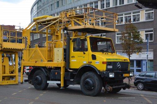 Unimog 427 (vrachtwagen), foto van rene-boot