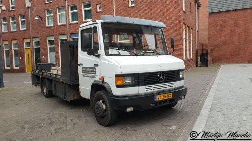 Mercedes-Benz T2 (vrachtwagen), foto van MartijnM71