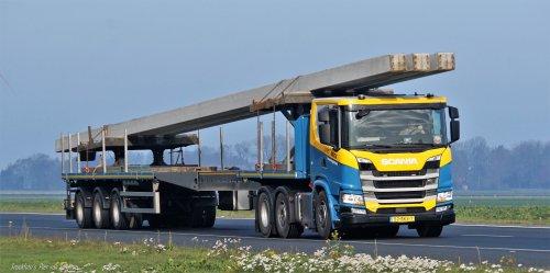 Scania G450 (vrachtwagen), foto van pierius-van-solkema