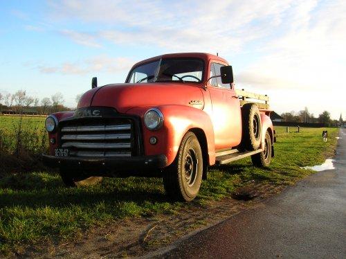 GMC onbekend/overig (vrachtwagen), foto van ILPERAVO