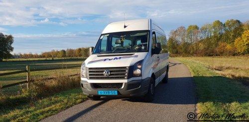 VW Crafter 1st gen (vrachtwagen), foto van MartijnM71