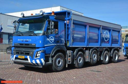Volvo FMX 2nd gen (vrachtwagen), foto van rene-boot