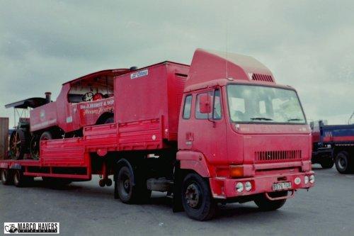Leyland Roadtrain (vrachtwagen), foto van marco-havers