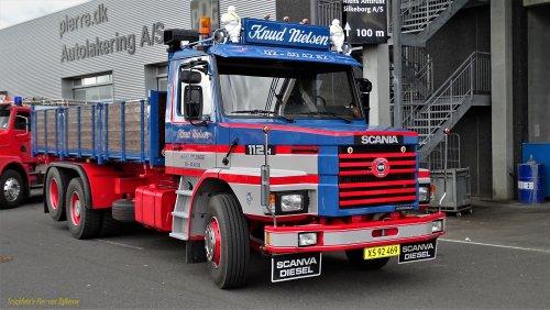 Scania T112 (vrachtwagen), foto van pierius-van-solkema