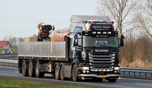 Scania R450 (vrachtwagen), foto van pierius-van-solkema