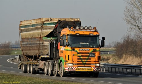 Scania 124 (vrachtwagen), foto van pierius-van-solkema