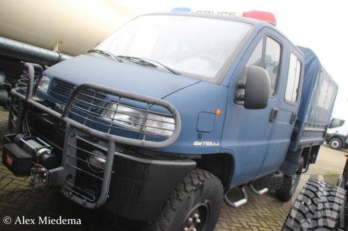 SCAM SMT55 (vrachtwagen), foto van Alex Miedema