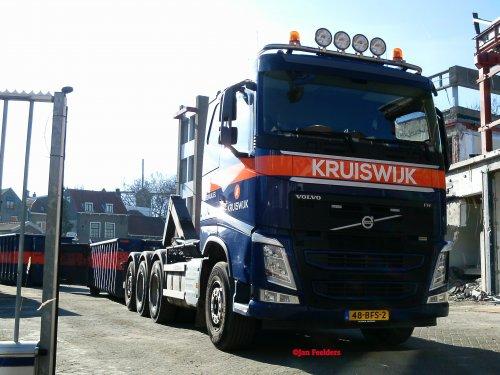 Volvo FH (vrachtwagen), foto van Jan F