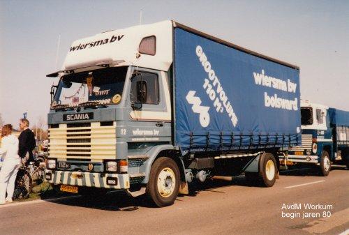 Scania 112 (vrachtwagen), foto van andries-van-der-meulen