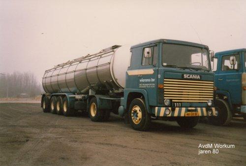 Scania 111 (vrachtwagen), foto van andries-van-der-meulen
