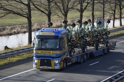 Renault T-serie (vrachtwagen), foto van NSTF Truck Fotografie