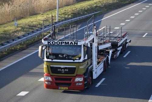 MAN TGS 1st gen (vrachtwagen), foto van NSTF Truck Fotografie