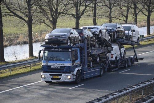 Iveco Stralis (vrachtwagen), foto van NSTF Truck Fotografie