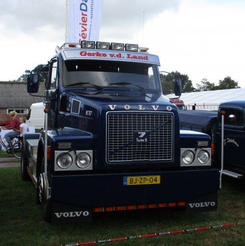Volvo N7 (vrachtwagen), foto van gekke drent
