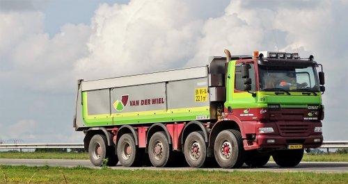 GINAF X5350-TS (vrachtwagen), foto van pierius-van-solkema