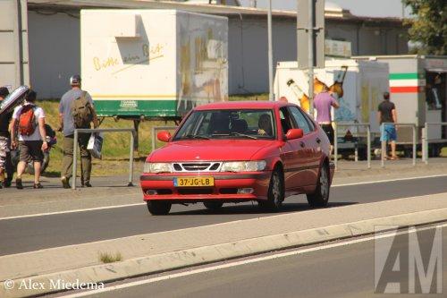 Saab 9-3 (personenwagen), foto van Alex Miedema