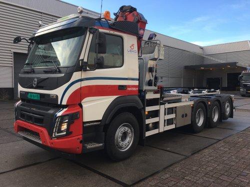 Volvo FMX 2nd gen (vrachtwagen), foto van Truckliefhebber