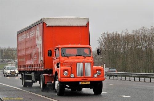Scania L81 (vrachtwagen), foto van pierius-van-solkema