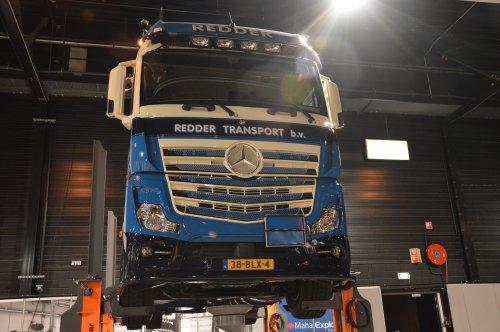 Mercedes-Benz Actros MP4 (vrachtwagen), foto van NSTF Truck Fotografie