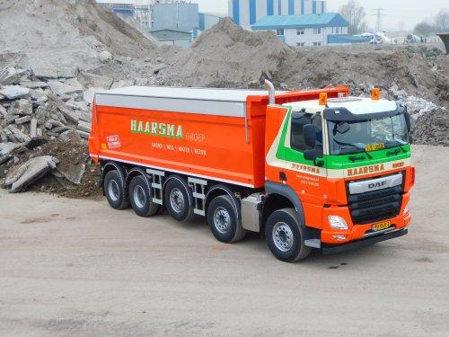 DAF CF Euro 6 (vrachtwagen), foto van hidde-de-boer