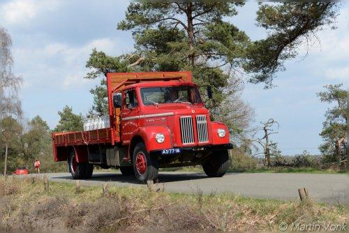 Scania L50 (vrachtwagen), foto van martin-vonk